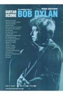 ギター・スコア ボブ・ディラン全集 ワイド版