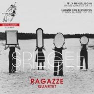 Beethoven String Quartet No.15, Mendelssohn String Quartet No.2 : Ragazze Quartet