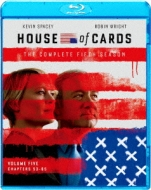 ハウス・オブ・カード 野望の階段 SEASON 5 Blu-ray Complete Package