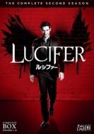 LUCIFER/ルシファー <セカンド・シーズン> コンプリート・ボックス