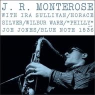 J.R.Monterose (高音質盤/180グラム重量盤レコード/Music Matters)