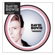 Heroes (40周年記念ピクチャーディスク・シリーズ/7インチシングルレコード)