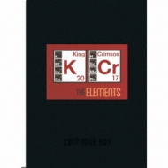 Elements Of King Crimson 2017 Tour Box