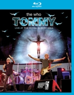 Tommy Live At The Royal Albert Hall (Blu-ray+2CD)【限定盤】