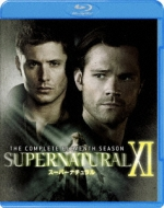 SUPERNATURAL �]I スーパーナチュラル <イレブン> コンプリート・セット