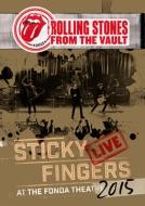 スティッキー・フィンガーズ〜ライヴ・アット・ザ・フォンダ・シアター2015 【完全生産限定盤】 (Blu-ray+CD+Tシャツ)
