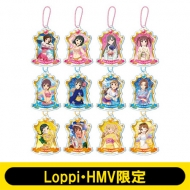 「アイドルマスターシンデレラガールズ」 PVCキーホルダー BOXセット(全12種・1BOX12個入り)【Loppi・HMV限定】