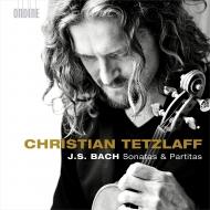 無伴奏ヴァイオリンのためのソナタとパルティータ全曲 クリスティアン・テツラフ(2016)(2CD)