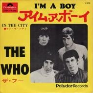 I'm A Boy / In The City 【紙ジャケット仕様】