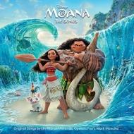 Moana: The Songs