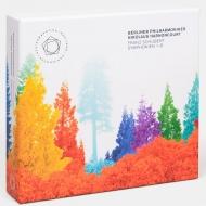 交響曲全集 ニコラウス・アーノンクール&ベルリン・フィル(5SACD)