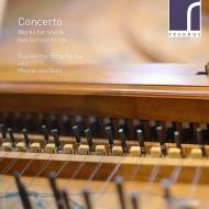 バッハ:イタリア協奏曲、2台のチェンバロのための協奏曲、W.F.バッハ:協奏曲、他 ギエルモ・ブラチェッタ、メンノ・ファン・デルフト