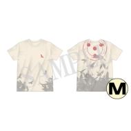 Tシャツ オフホワイト(メンズM)/ ライブ・スペクタクル「NARUTO-ナルト-」〜暁の調べ〜