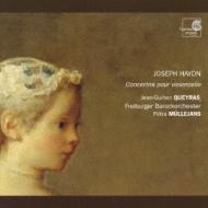 Cello Concerto, 1, 2, : Queyras(Vc)Mullejans / Freiburg Baroque O +monn