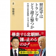 習近平はトランプをどう迎え撃つか 中国の世界戦略と日本の針路 潮新書