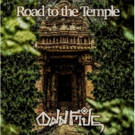 Road to the temple
