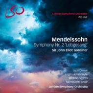 交響曲第2番『賛歌』 ガーディナー&ロンドン交響楽団、モンテヴェルディ合唱団(+ブルーレイ・オーディオ)