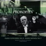 ピアノ協奏曲第5番:リヒテル(ピアノ)、ロヴィツキ指揮&ワルシャワ国立フィルハーモニー管弦楽団 (アナログレコード/Vinyl Passion Classical)