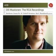『RCA録音集〜ベートーヴェン、バッハ、ショスタコーヴィチ』 オッリ・ムストネン(4CD)