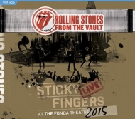 From The Vault -Sticky Fingers: Live At The Fonda Theater 2015 (CD+Blu-ray)