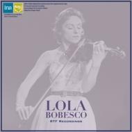 スペイン交響曲 第3楽章カット版(ラロ)、パッサカリア(ヘンデル)、他:ローラ・ボベスコ(ヴァイオリン)(アナログレコード/Spectrum Sound)