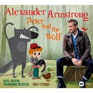プロコフィエフ:ピーターと狼、サン=サーンス:動物の謝肉祭、他 ワシリー・ペトレンコ&ロイヤル・リヴァプール・フィル、A.アームストロング(語り)
