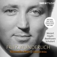 フリッツ・ヴンダーリヒ 古典派アリアを歌う〜SWR放送録音 1956-1963(2CD)