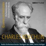 管弦楽作品集 ハインツ・ホリガー&シュトゥットガルト放送交響楽団(7CD)