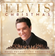 Christmas With Elvis And The Royal Philharmonic Orchestra (150グラム重量盤レコード)