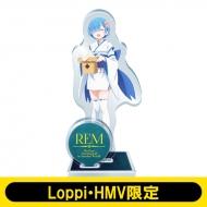 アクリルスタンド(お月見 / レム)/ Re:ゼロから始める異世界生活 【Loppi・HMV限定】