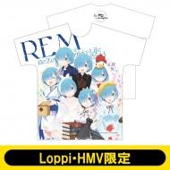 Tシャツ(七変化全種 / レム)/ Re:ゼロから始める異世界生活 【Loppi・HMV限定】
