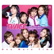 One More Time 【初回限定盤B】 (CD+DVD)