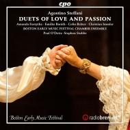 愛と情熱の二重唱集 ボストン・アーリー・ミュージック・フェスティヴァル・アンサンブル