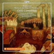 ガル:チェロ協奏曲、カステルヌオーヴォ=テデスコ:チェロ協奏曲 ラファエル・ウォルフィッシュ、ニコラス・ミルトン&ベルリン・コンツェルトハウス管弦楽団