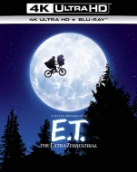 E.T.[4K ULTRA HD +Blu-rayセット]