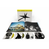 Automatic For The People: 25th Anniversary Deluxe Edition (3CD+Blu-ray)