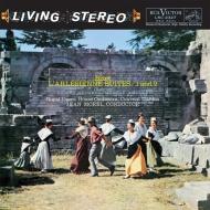 「アルルの女」 第1組曲、第2組曲、他:ジャン・モレル指揮&コヴェント・ガーデン王立歌劇場管弦楽団 (高音質盤/200グラム重量盤レコード/Analogue Productions/*CL)