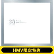 《HMV限定特典ポスター付き》 Finally 【3CD+DVD】