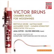 管楽器のための室内楽作品集 ベルリン放送交響楽団の管楽器ソリストたち(2CD)