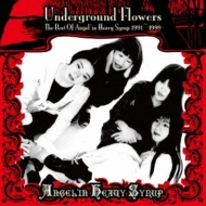 Underground Flowers The Best Of Angel'in Heavy Syrup 1991〜1999