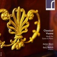 19世紀のギターとピアノ作品集 ジェームズ・エイカーズ、ギャリー・ブランチ