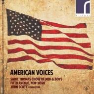 アメリカの合唱作品集〜バーンスタイン:チチェスター詩篇、他 ニューヨーク五番街・聖トーマス男声合唱団&少年合唱団