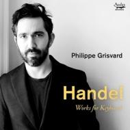 鍵盤楽器のための作品集 フィリップ・グリスヴァール(チェンバロ)