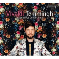 Vivaldi Recorder Concertos, J.S.Bach : Stefan Temmingh(Rec)Capricornus Consort Basel