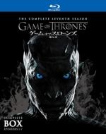 ゲーム・オブ・スローンズ 第七章:氷と炎の歌 ブルーレイ コンプリート・ボックス