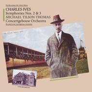 Sym, 2, 3, : Tilson Thomas / Concertgebouw O