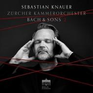 Keyboard Concerto, 4, 5, Triple Concerto: Knauer(P)Zurich Co +c.p.e.& J.c.bach