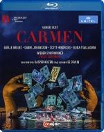 『カルメン』全曲 ホルテン演出、パオロ・カリニャーニ&ウィーン交響楽団、アルケス、ヨハンソン、他(2017 ステレオ)(日本語字幕付)