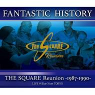 Fantastic History / The Square Reunion: 1987-1990 Live @Blue Note Tokyo 【ブルーレイ】