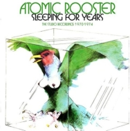 Sleeping For Years: The Studio Recordings 1970-1974 (4CD)